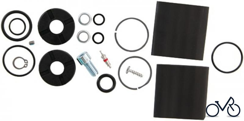 30 Silver A1 Full XC30 A1-A3 Coil and Solo Air RockShox Fork Service Kit